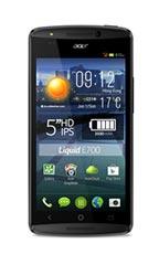 Smartphone Acer Liquid E700 Trio Noir