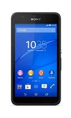 Smartphone Sony Xperia E4G Noir