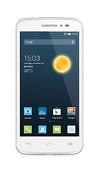 Alcatel One Touch pop 2 4.5 Blanc
