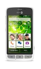 Smartphone Doro Liberto 820 Mini Blanc