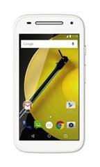 Smartphone Motorola Moto E 4G Blanc