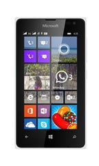 Smartphone Microsoft Lumia 435 Blanc