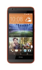 Smartphone HTC Desire 620 Orange