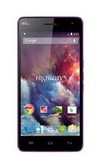 Smartphone Wiko Highway 4G Violet