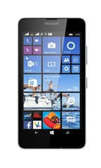 Smartphone Microsoft Lumia 640 Dual Sim Blanc