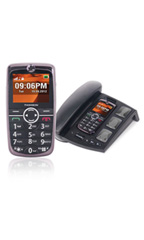Mobile Thomson Serea 125 Noir