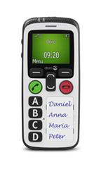 Mobile Doro Secure 580 Blanc