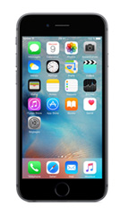 Smartphone Apple iPhone 6S Gris Sidéral