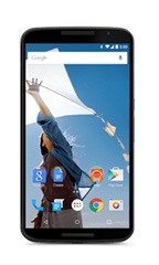 Smartphone Google Nexus 6 Occasion Noir