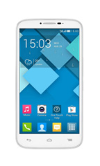Mobile Alcatel One Touch Pop C9 Blanc