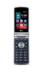 Smartphone LG Wine Smart Bleu