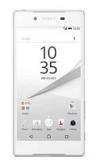 Smartphone Sony Xperia Z5 Blanc