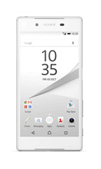 Smartphone Sony Xperia Z5 Compact Blanc