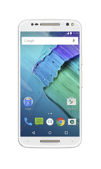 Smartphone Motorola Moto X Style Blanc