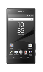 Smartphone Sony Xperia Z5 Compact Noir