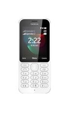 Mobile Nokia 222 Double Sim Blanc