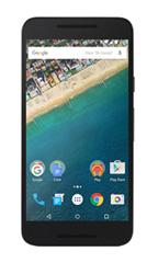 Smartphone Google Nexus 5X 16Go Carbone