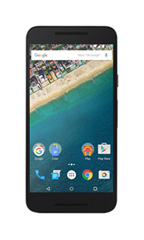 Smartphone Google Nexus 5X 32Go Carbone