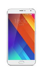 Smartphone Meizu MX5 32Go Argent et Blanc