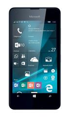 Smartphone Microsoft Lumia 550 Noir
