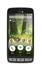 Smartphone Doro Liberto 825 Noir