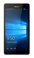 Smartphone Microsoft Lumia 950 XL Blanc