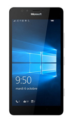 Smartphone Microsoft Lumia 950 Double Sim Blanc