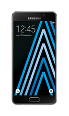 Smartphone Samsung Galaxy A3 (2016) Noir