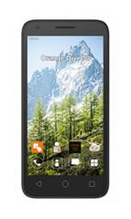 Smartphone Orange Dive 50 Noir