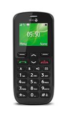 Mobile Doro PhoneEasy 508 Noir