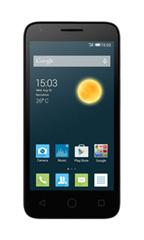 Smartphone Alcatel One Touch Pixi 3 4 pouces Blanc