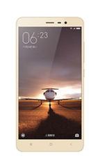 Smartphone Xiaomi Redmi Note 3 16Go Or