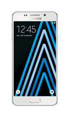 Smartphone Samsung Galaxy A3 (2016) Blanc