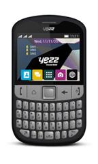 Mobile Yezz F10 Triple SIM Noir