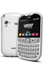 Mobile Yezz F10 Triple SIM Blanc