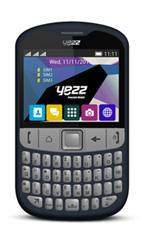 Mobile Yezz F10 Triple SIM Bleu