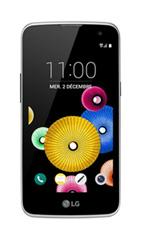Smartphone LG K4 Bleu