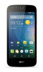 Smartphone Acer Liquid Z330 Blanc