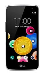 Smartphone LG K4 Noir