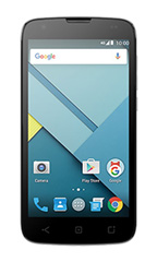 Smartphone SFR Startrail 7 Gris