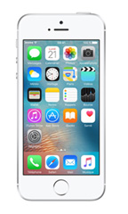 Smartphone Apple iPhone SE Argent
