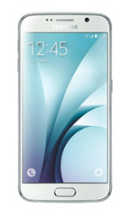 Smartphone Samsung Galaxy S6 Reconditionné Blanc
