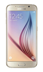 Smartphone Samsung Galaxy S6 Reconditionné Or