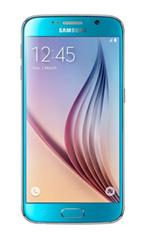 Smartphone Samsung Galaxy S6 Reconditionné Bleu