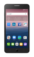 Smartphone Alcatel One Touch Pop Star 3G Blanc