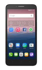 Smartphone Alcatel One Touch Pop 3 5.5 pouces Dual SIM Or