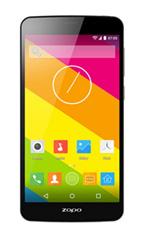 Smartphone Zopo Color S5.5 Bleu