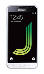 Smartphone Samsung Galaxy J3 (2016) Blanc