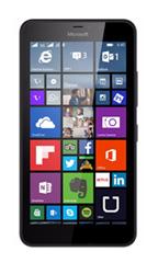 Smartphone Microsoft Lumia 640 XL Double SIM Noir
