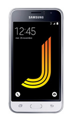 Smartphone Samsung Galaxy J1 (2016) Blanc